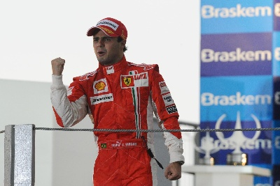 FELIPE, ALWAYS A FERRARI MAN