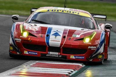 Ferrari Confirms Two New Race Car Activities For 2019 At Autosport