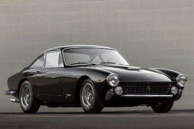 Celebrity Owned 1963 Ferrari 250GT Lusso Set to Take Center Stage at Russo and Steele Monterey 2015!