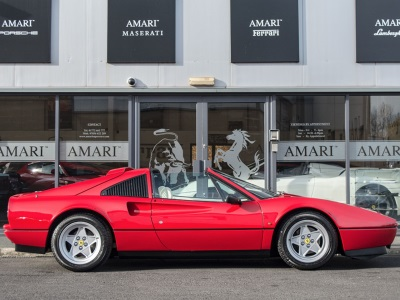 Ultra Low-Mileage Ferrari 328 GTS Leads Entry For Barons' October 28Th Sale