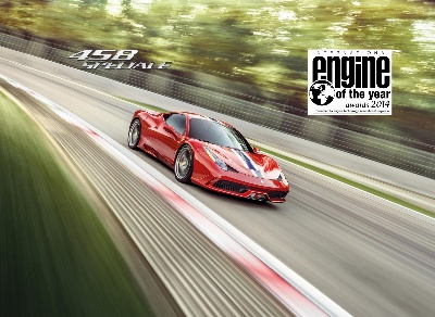 ... Ferrari Takes Best Performance Engine And Above 4 Litre Engine  Accolades For The Fourth Year