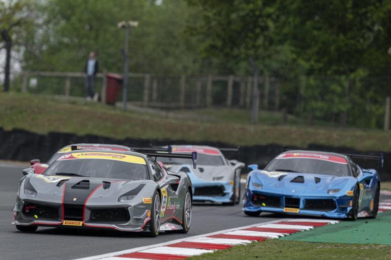 Ferrari Challenge UK 2020 Welcomes Visitors To Brands Hatch Race Weekend 25-26 July 2020