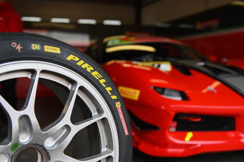 Ferrari Challenge UK 2020 Welcomes Visitors To Brands Hatch Race Weekend 25-26 July 2020