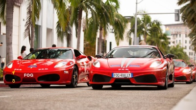 Ferrari Owners Group And Ferrari Owners Charitable Foundation Aiming To Fund 100th Wish For Makeawis
