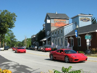 FERRARI CLUB OF AMERICA TO HOST PUBLIC PARADE AND CONCOURS IN ELKHART LAKE