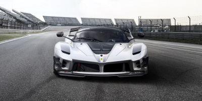 Ferrari FXX-K Evo To Make UK Debut At Autosport International