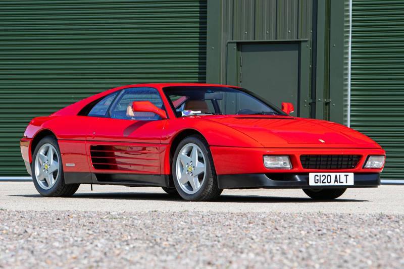 A Sale Of Ferrari And Porsche Heads To The Dallas Burston Polo Club On 21st September Conceptcarz
