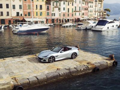 The Voyage Of Rediscovery Of The Ferrari Portofino M Begins