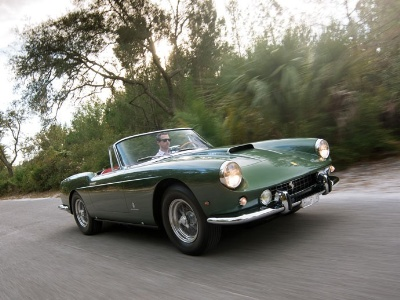 1960 FERRARI 400 SUPERAMERICA SWB CABRIOLET HEADLINES STUNNING LIST OF EUROPEAN SPORTS-TOURING CARS AT RM'S AMELIA ISLAND SALE