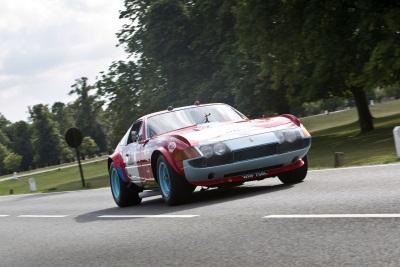 Ferrari Fever As Salon Privé Unveils Full Concours Masters Line-Up