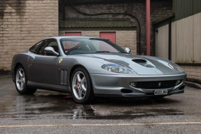 'World Speed Record' Ferrari For Sale With Silverstone Auctions