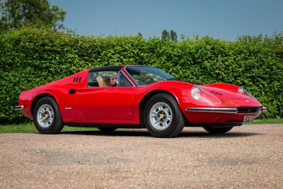 Ferrari's Tribute Goes To Auction At The Silverstone Classic