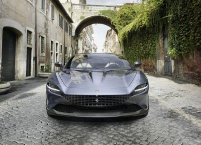 Ferrari Roma: La Nuova Dolce Vita Takes Shape - Further Details Revealed About The Prancing Horse's New V8 2+ Coupé