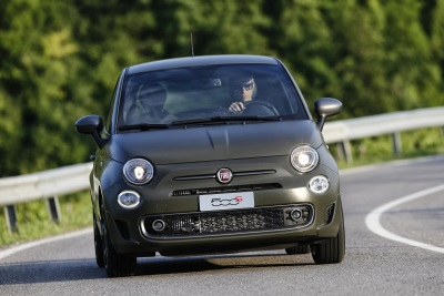 NEW FIAT 500S AVAILABLE TO ORDER IN THE UK