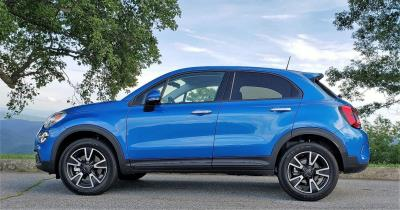 Driving Impressions : 2019 Fiat 500X POP AWD