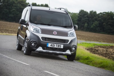 Fiat Professional Fit And Raring To Go With Gym-Themed CV Show Stand