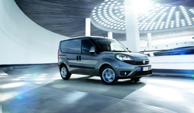 Fiat Doblo Cargo Crowned Light Van Of The Year For Third Successive Time