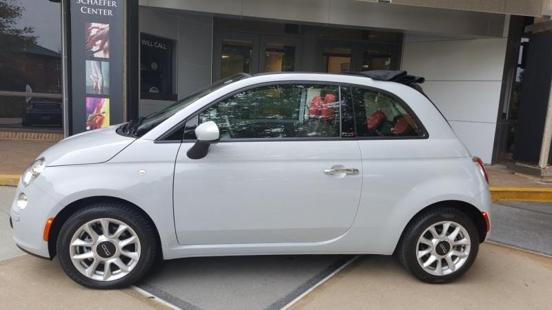 2017 Fiat Pop Cabrio