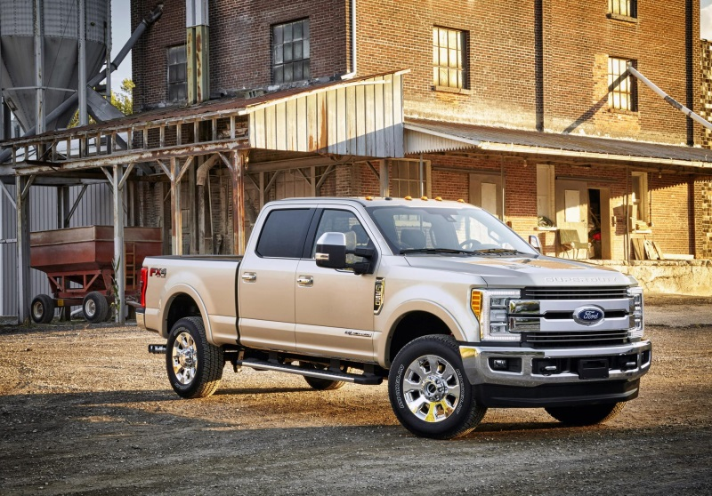 Ford Celebrates 100 Years Of Truck History -- From 1917 Model TT To 2017 F-150 Raptor