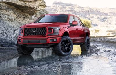 Customized Ford F-150S, Mustangs Share Spotlight At SEMA 2019