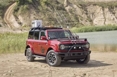 As Bronco Turns 55 Years Old, Ford Celebrates With All-New Bronco Adventure Concepts, First Off-Roadeo Location And Baja Race Plans