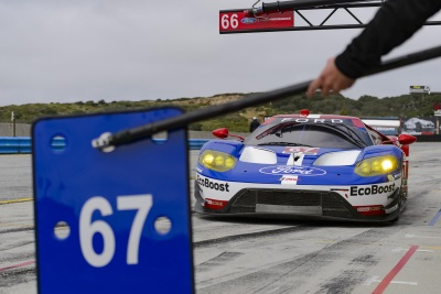 FORD CHIP GANASSI RACING TO FIELD FOUR FORD GTS AT 2017 ROLEX 24 AT DAYTONA