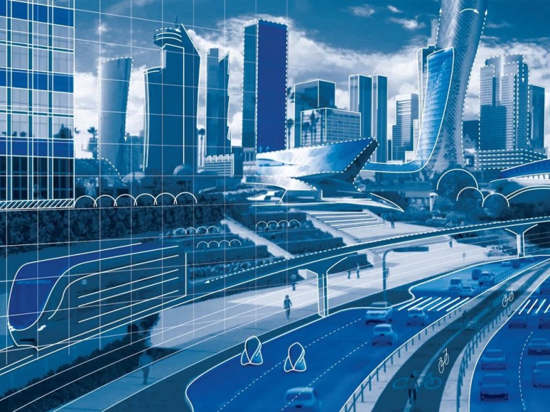 Taking The City Of Tomorrow From Fantasy To Reality -- Together