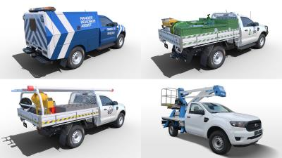 Ford Adds Conversion-Ready Chassis Cab Model To Best-Selling Ranger Pick-Up