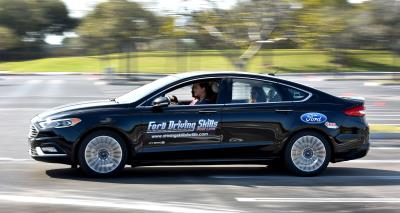 Ford Driving Skills For Life Celebrates Its 15Th Anniversary With Expanded Programs For 2018