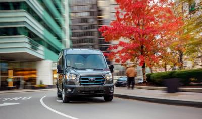 Leading The Charge: All-Electric Ford E-Transit Powers The Future Of Business With Next-Level Software, Services And Capability
