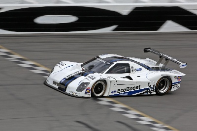 Ford Ecoboost V6 Engine Powers Colin Braun, Michael Shank Racing To New Speed Records At Daytona
