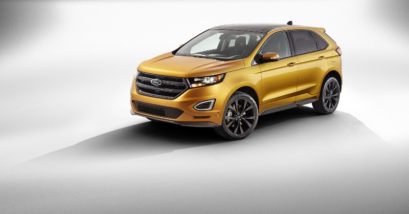 Ford Reveals New High Spec And Sport Models At Geneva Motor Show Premieres All New Edge