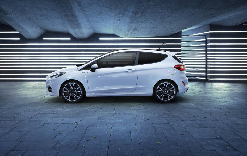 Electrified And Upgraded Ford Fiesta – Even Better Fuel Economy, More Fun To Drive And More Technology