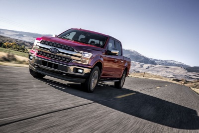All-New Ford Expedition And New F-150 Claim 2018 Kelley Blue Book Best Buy Awards; Fourth Year In A Row For F-150