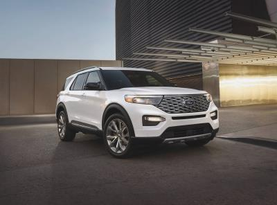 Ford Explorer Adds More Choice with New Enthusiast ST, Rear-Wheel-Drive Platinum, Platinum Hybrid Models for 2021