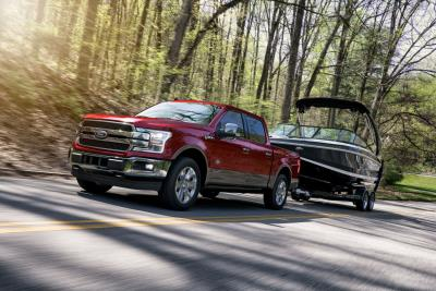 New Ford F-150 Power Stroke Diesel Has Best-In-Class EPA-Estimated 30 MPG Highway Fuel Economy Rating