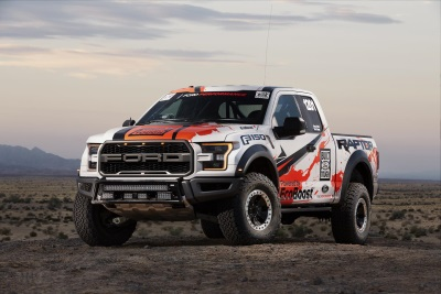 ALL-NEW FORD F-150 RAPTOR WRAPS OFF-ROAD RACE SEASON WITH NEARLY 2,500 MILES OF COMPETITION TESTING