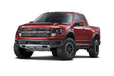 STRONG CUSTOMER DEMAND DRIVES FORD F-150 SVT RAPTOR SALES TO NEW HEIGHTS