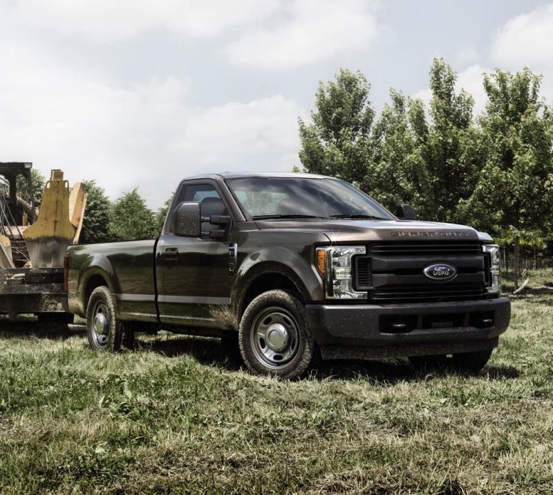 Ford F-150, F-350 Super Duty, Transit, Taurus Win