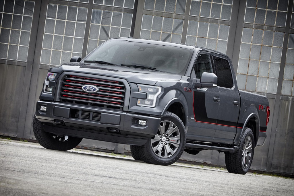 FORD F-150 WINS KELLEY BLUE BOOK TRUCK BEST BUY AWARD FOR SECOND ...