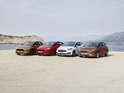 Ford Fiesta Is The Best-Selling Car In Europe In March