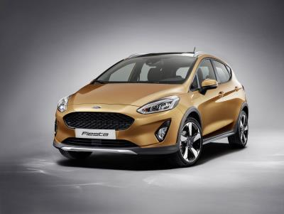 Ford Opens Order Books For New Fiesta Active