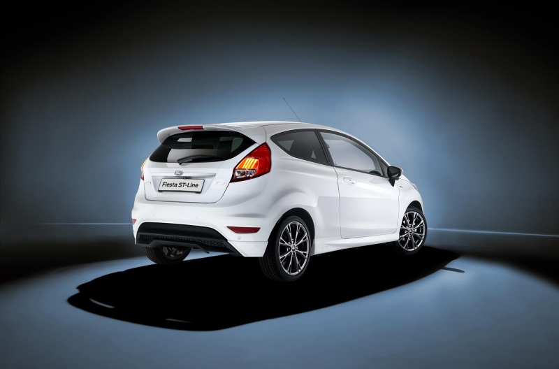 FORD LAUNCHES SPORTY NEW ST-LINE: FIESTA ST-LINE AND FOCUS ST-LINE NOW AVAILABLE TO ORDER