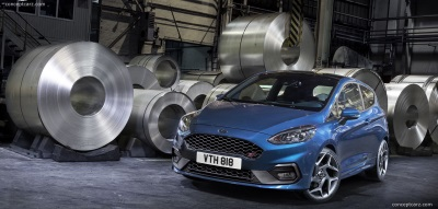 Next-Gen Ford Fiesta ST Debuts 200Ps, Three Cylinder, 1.5-Litre Ecoboost Engine And Drive Modes At Geneva Show