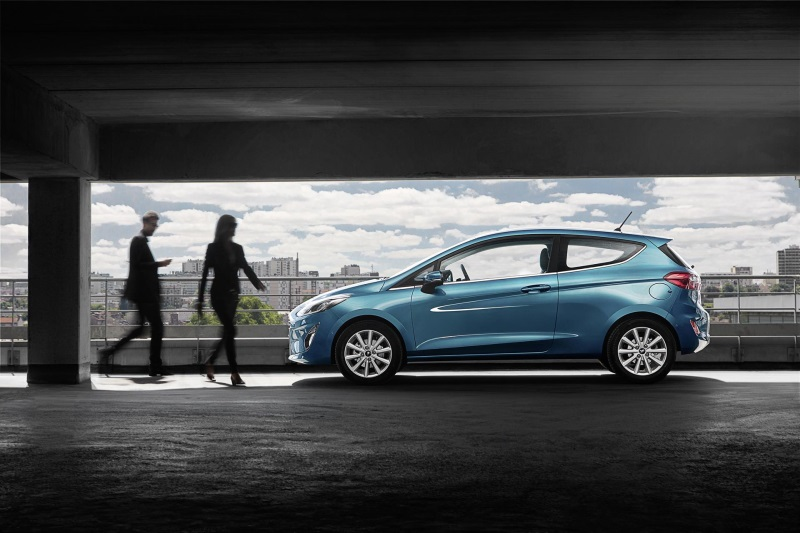 All-New Ford Fiesta Is The Most Technologically Advanced Small Car On Sale In Europe