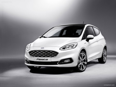 Ford Announces Next Generation Fiesta Prices And Specifications For UK's Most Technologically Advanced Small Car