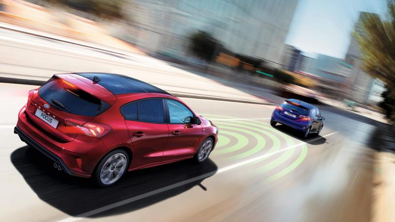 AllNew Ford Focus Commended By Euro NCAP For Advanced