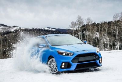 FORD FOCUS RS EARNS AUTOGUIDE.COM 2017 CAR OF THE YEAR HONORS