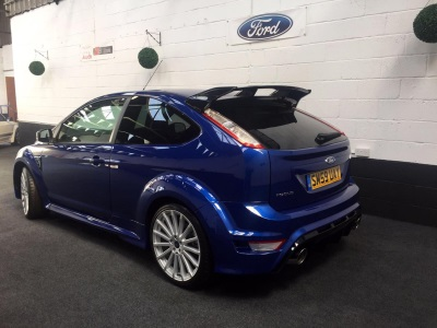 45 Mile Focus RS Headlines Fast Ford Selection At CCA Sale