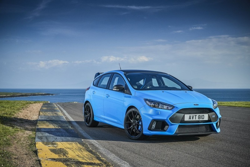 Ford Introduces Focus Rs Edition To Deliver Even More Fun